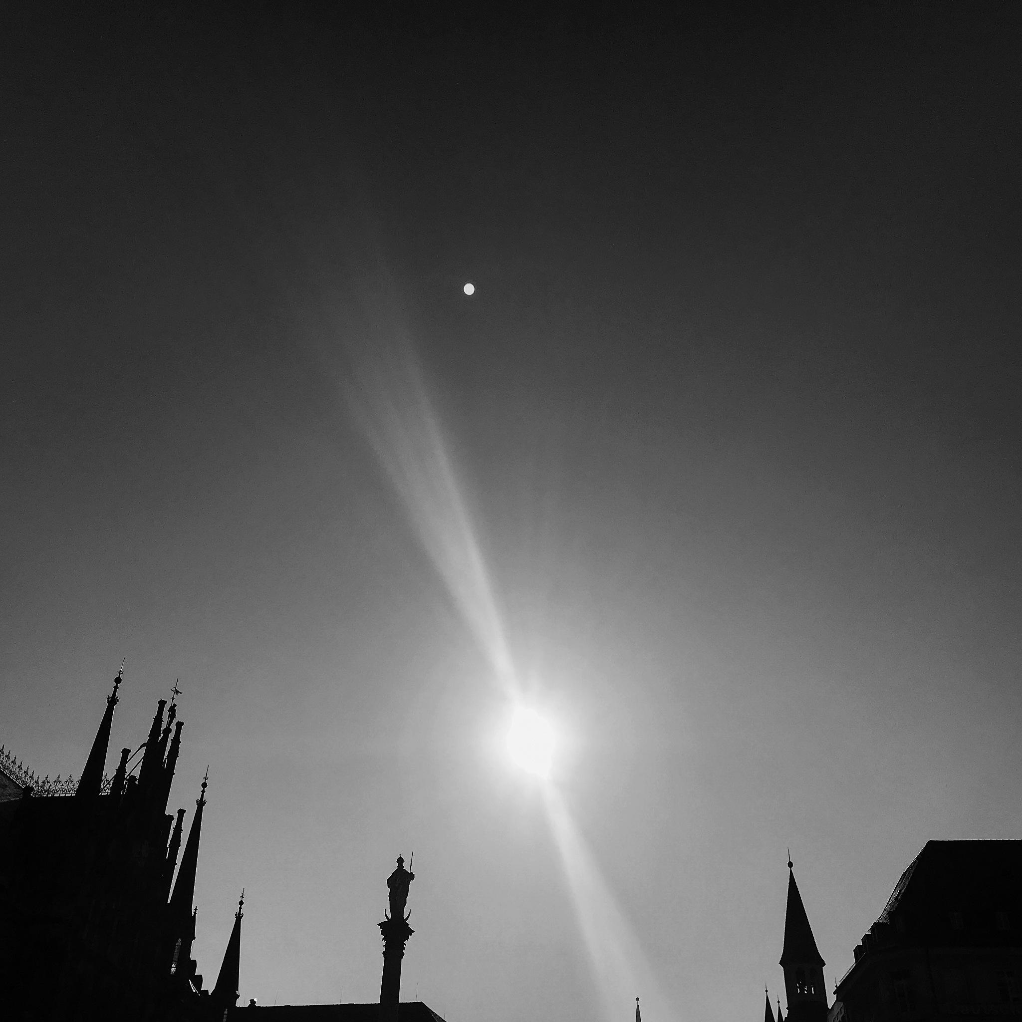 Black and White Morning by Jäzzmin C.