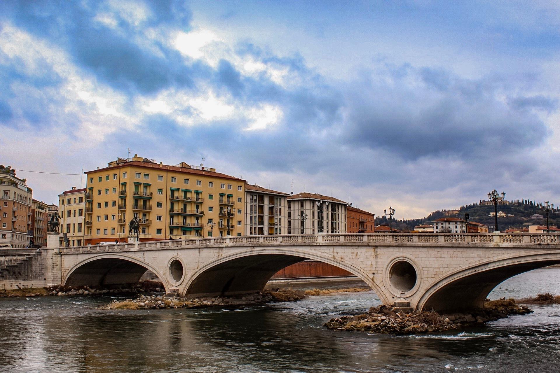 The Bridge by Guilherme Marsiglia