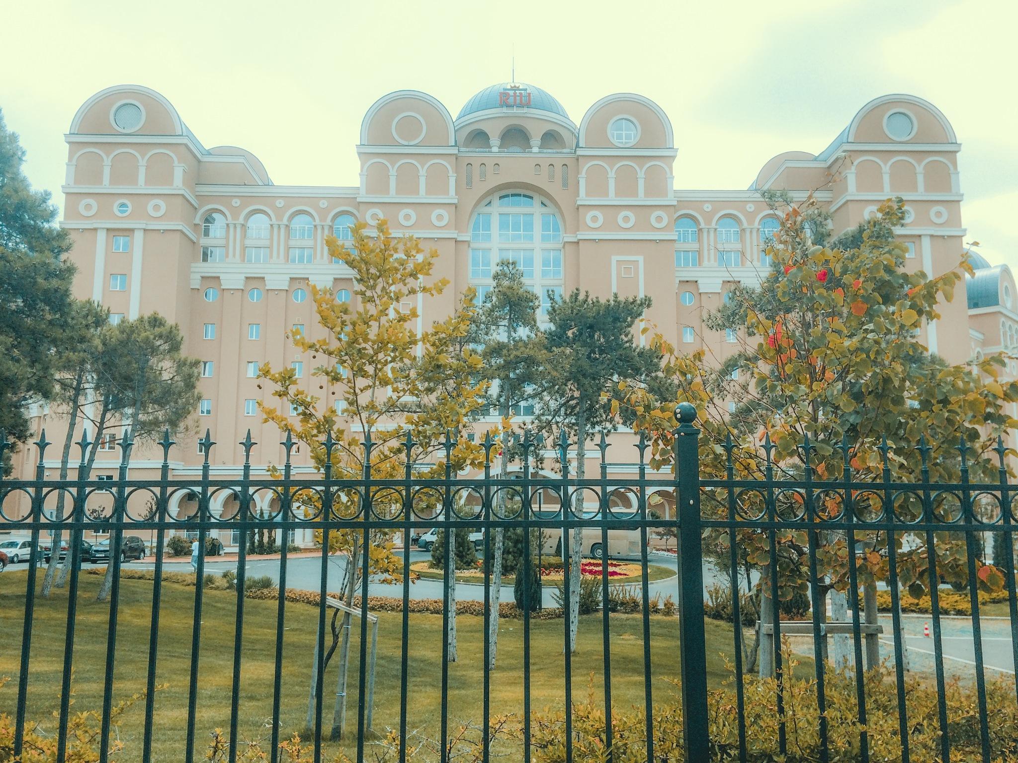 RIU Hotels & Resorts by Ion M. Odagiu