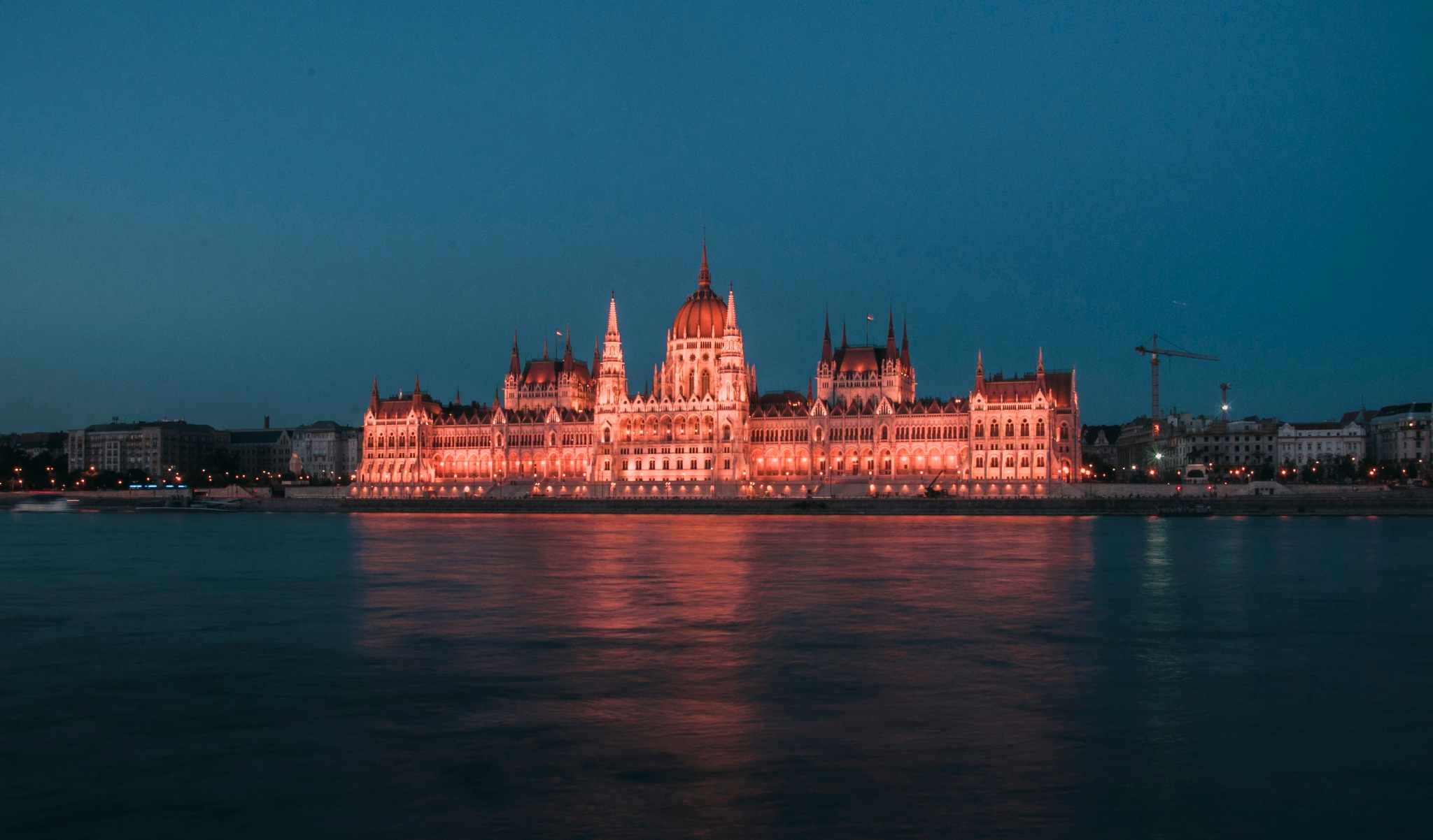 Parlament of Budapest by Oleksandr Albov