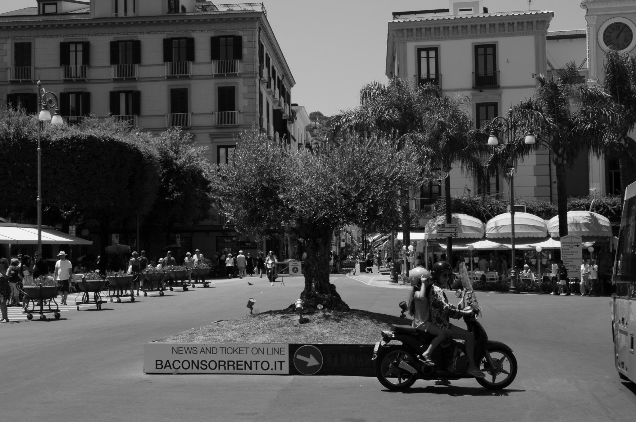 The italian way. Sorrento by Rosario Di Rubbo