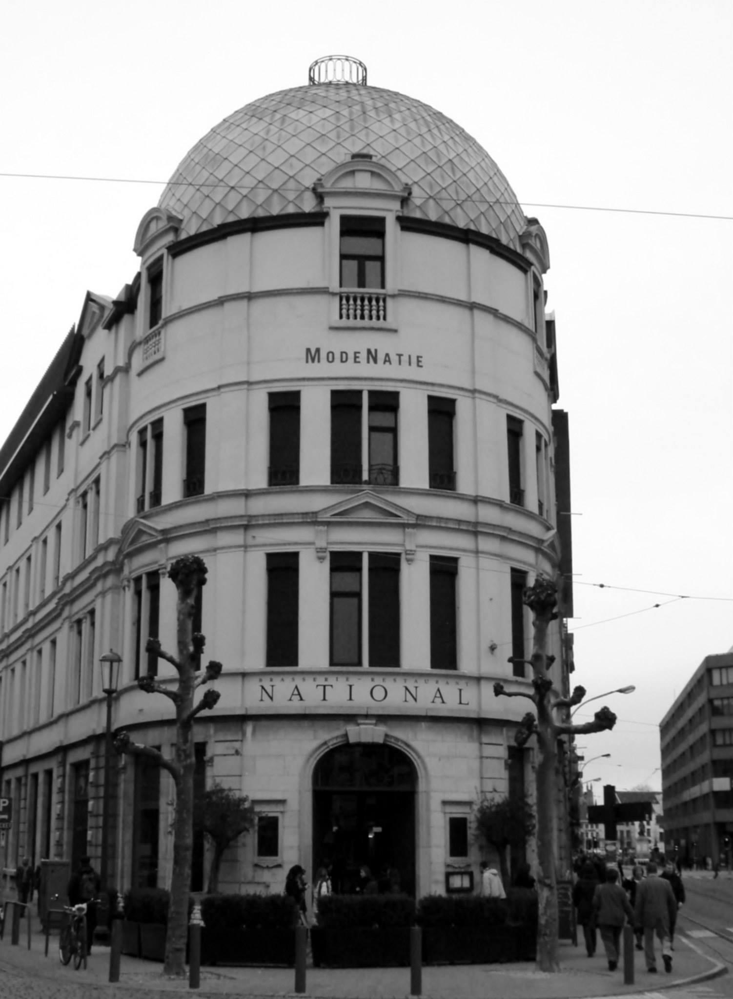 Antwerp, Belgium a more closer view. by Rosario Di Rubbo