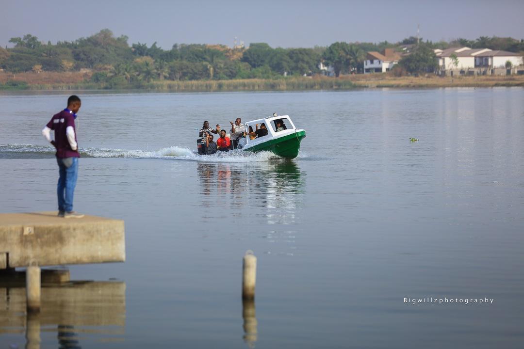 Lake  by Bigwillz Otobo