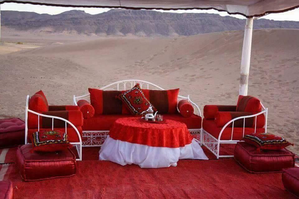 in sahara maroccco by monire habibi