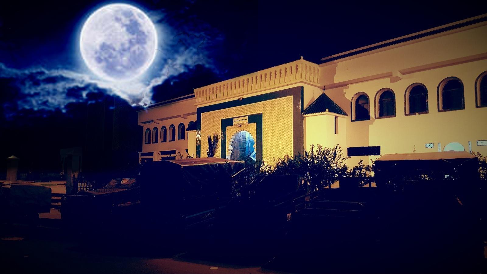 Moschee in fes  by monire habibi