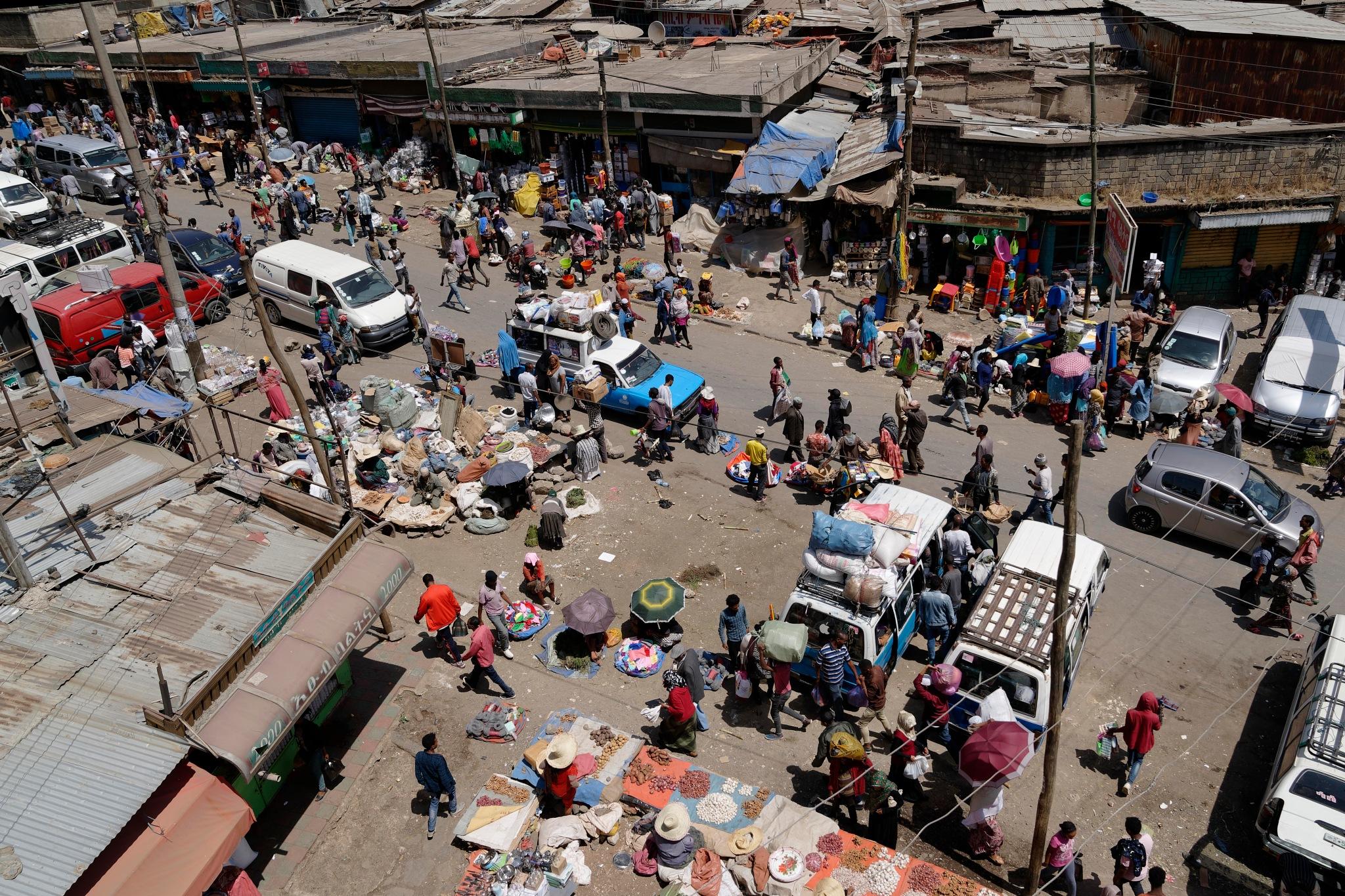 Photo in Street Photography #addis abbeba #africa #street #city #market #ethiopia #people #urban #colors