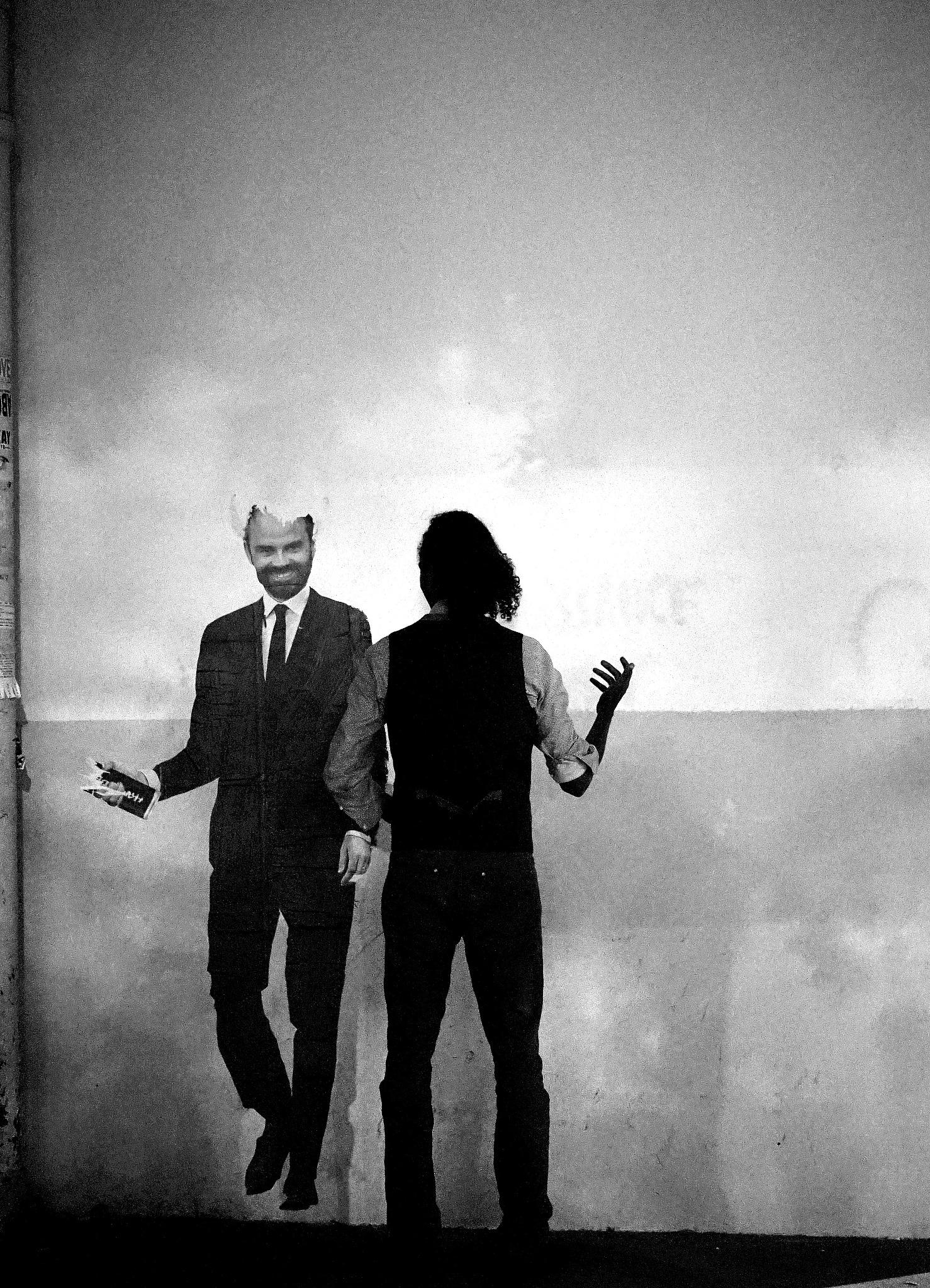 surrealist meeting  by AEM