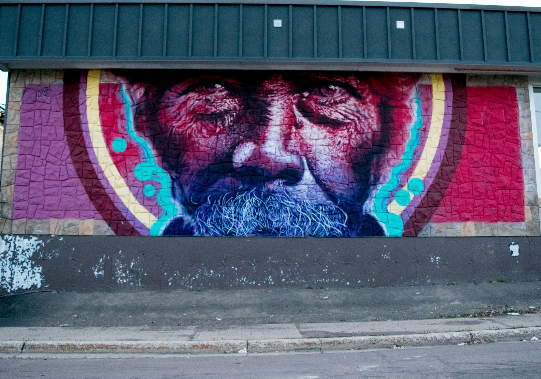 Moncton Murals by Mars Bass