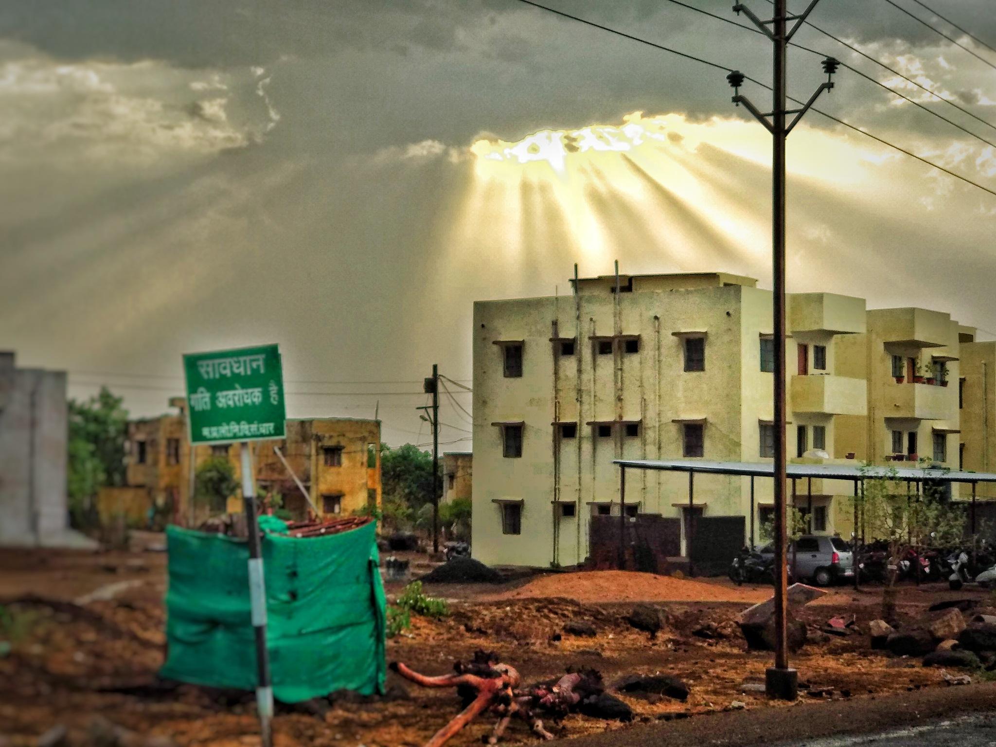 Untitled by Bhupendra Masaniya