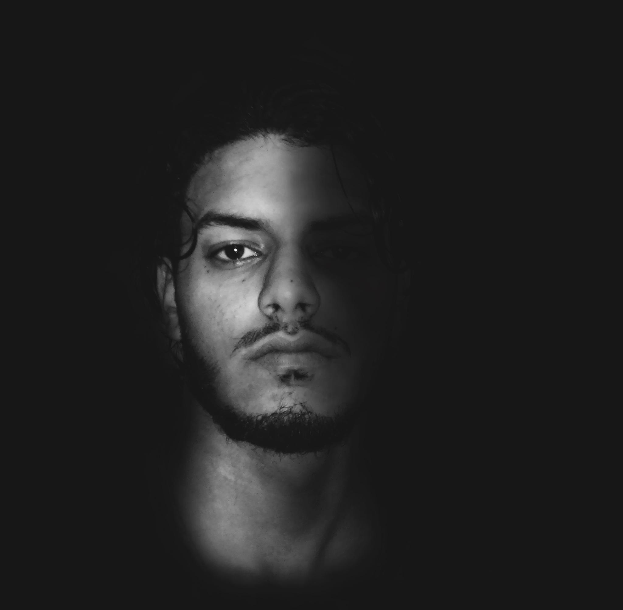 First Portrait by Achache Djamel