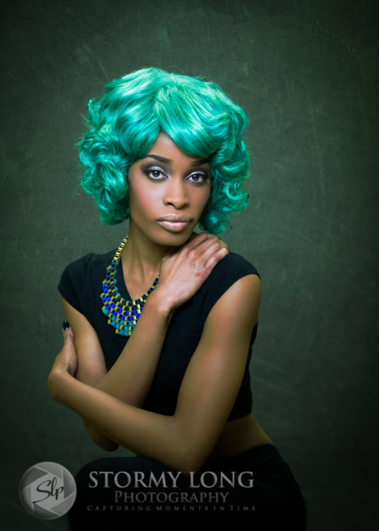 Green Envy by Stormy Long-Photography