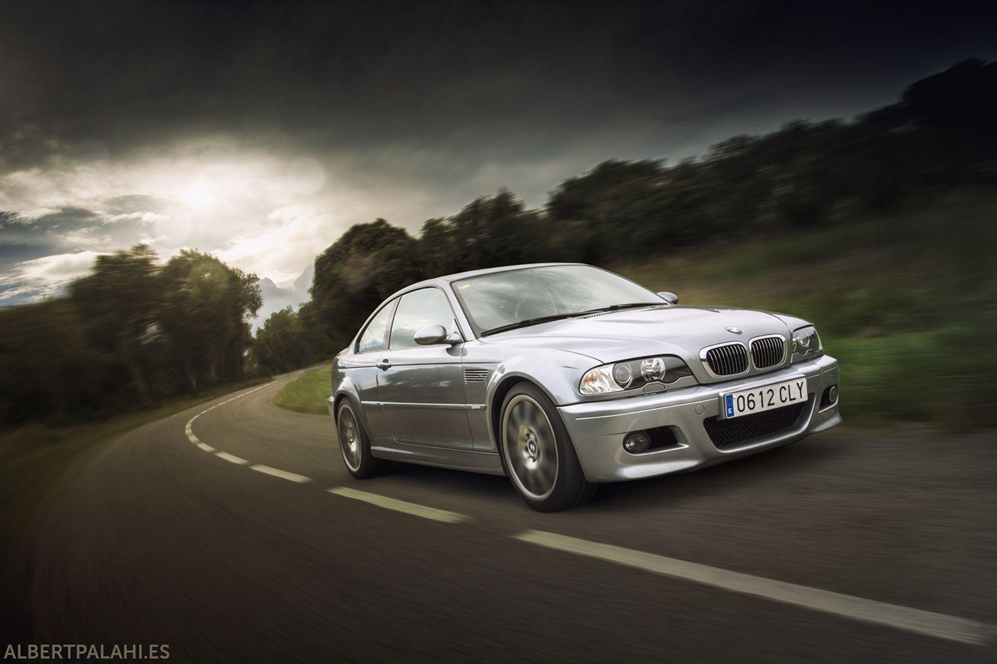 BMW M3 E46 by albertpalahi