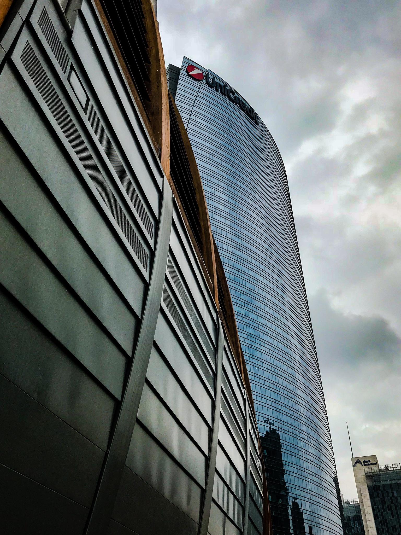 New Milano by Stefano Silvestri