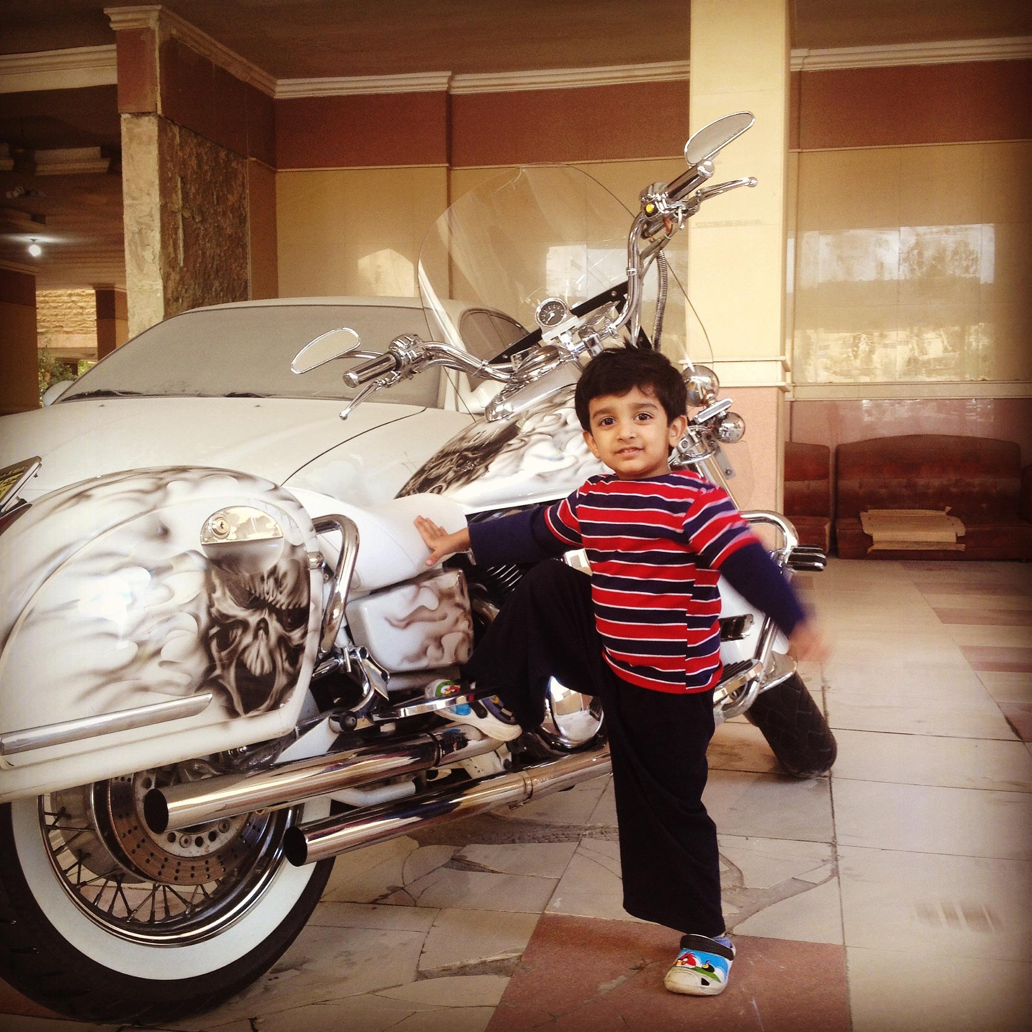 bikers club kuwait by Muhammad Mohsin Bhutta