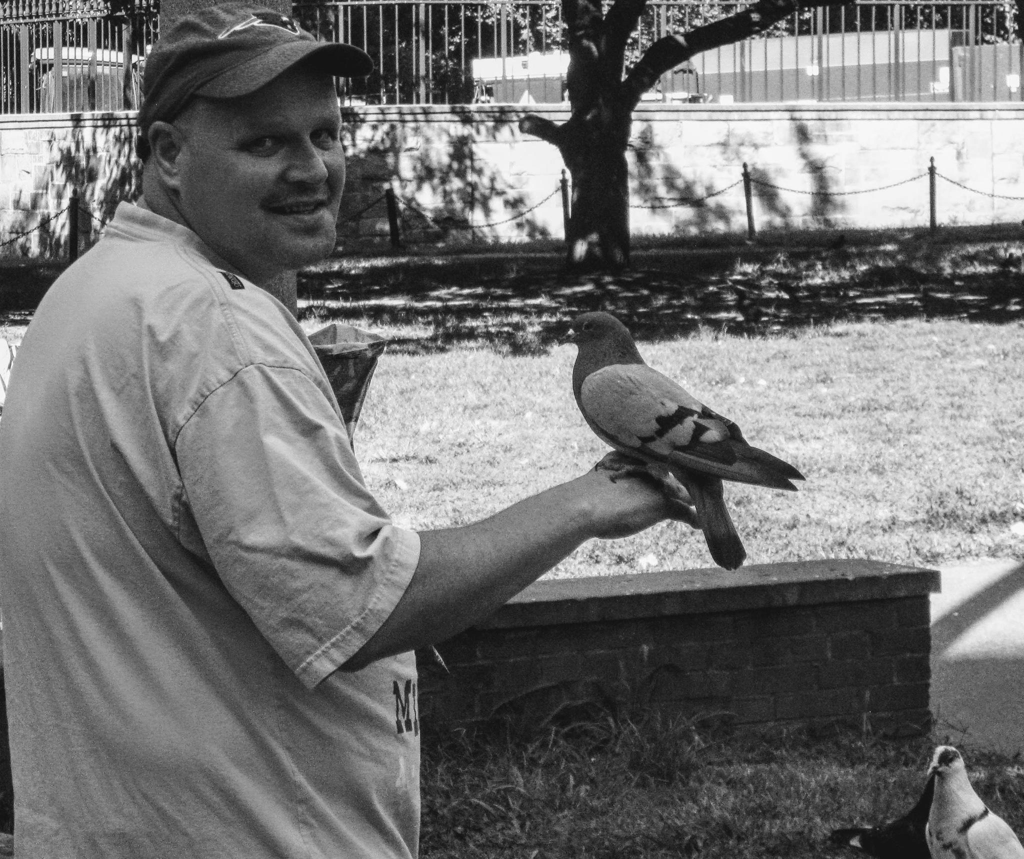 ...birdman of Beantown... by jediknight