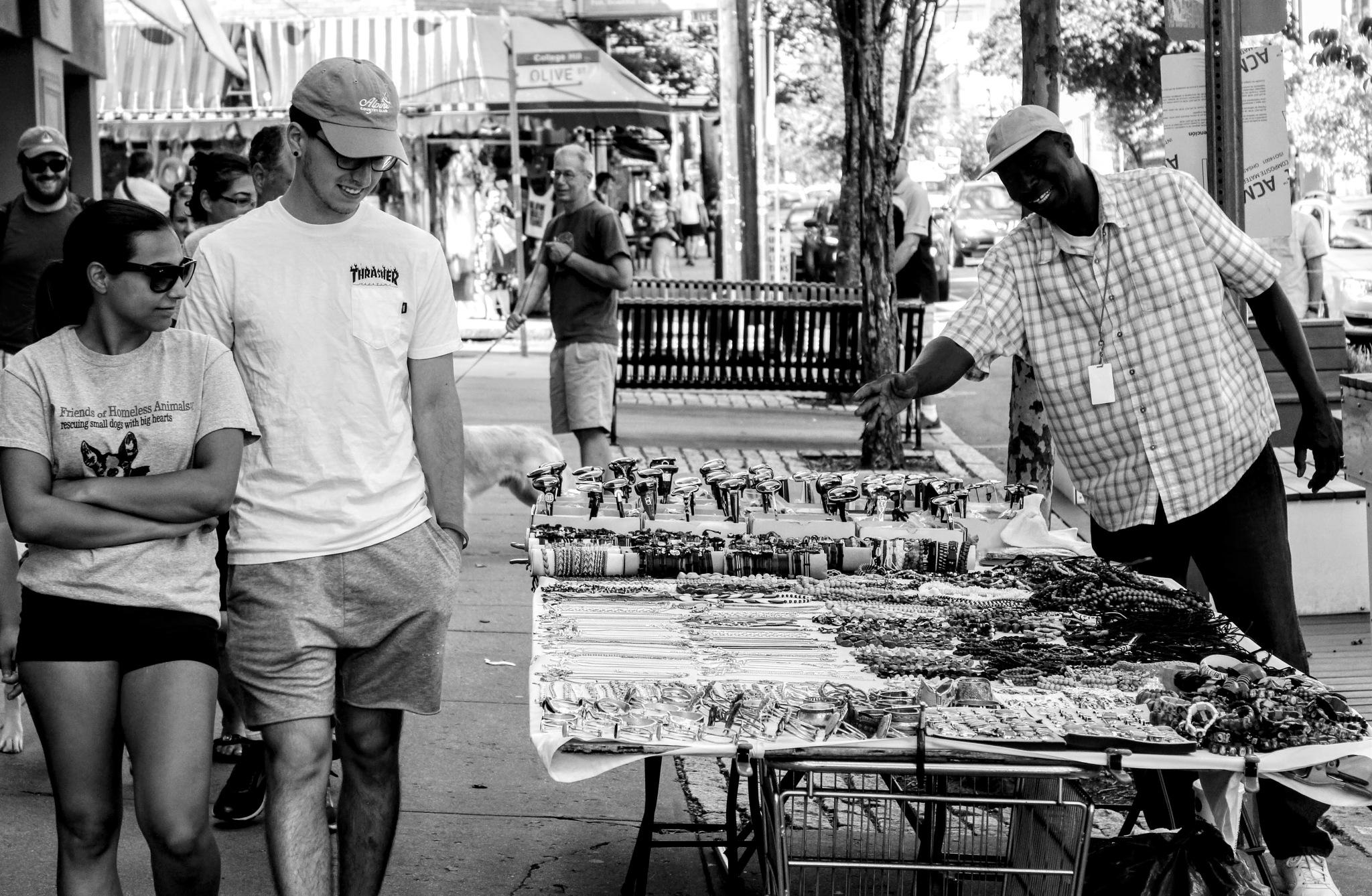 ..street vendor.. by jediknight