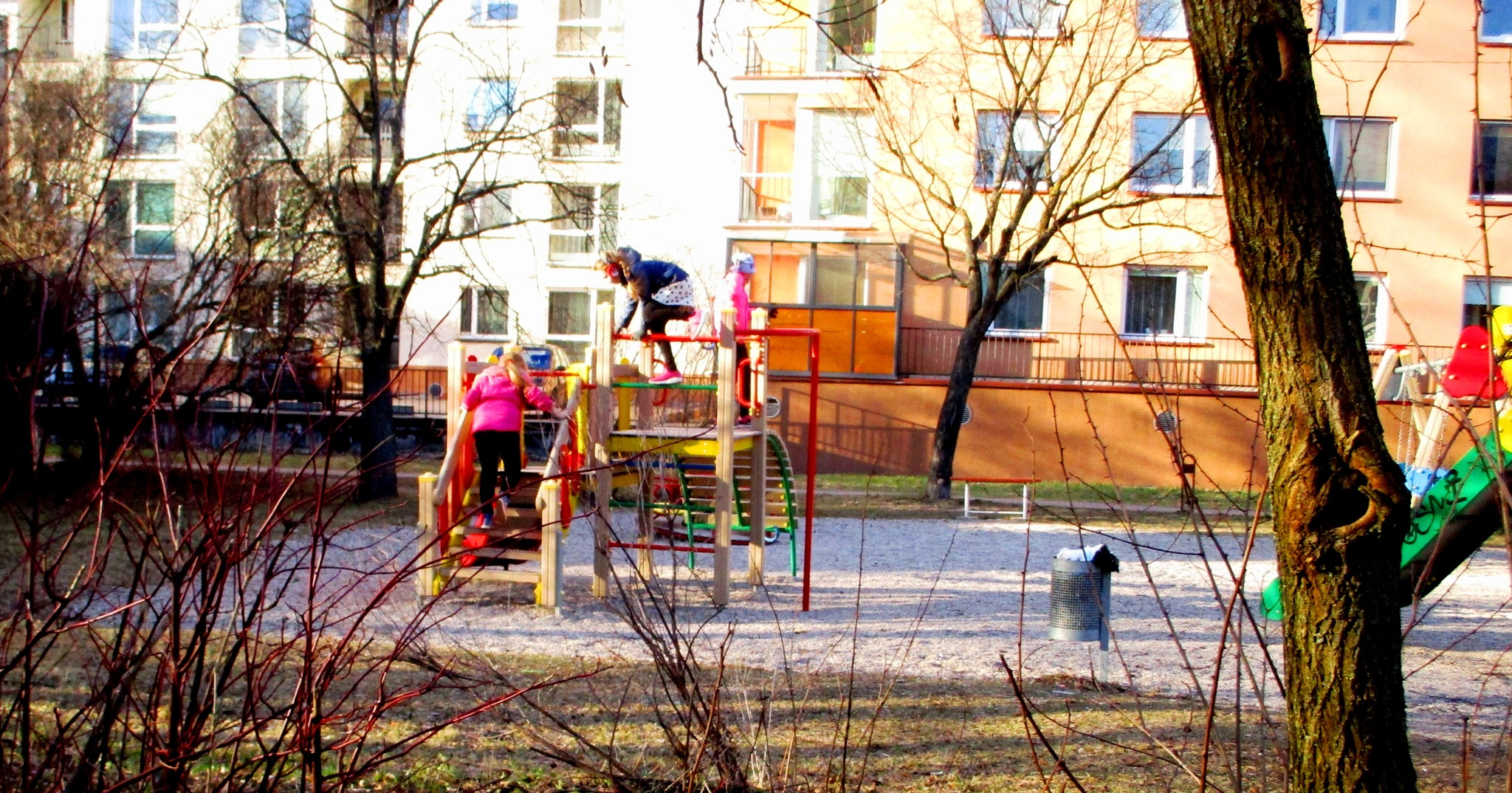 ☺ The Kids Are Playing ☺ by Agnė Bakševičiūtė