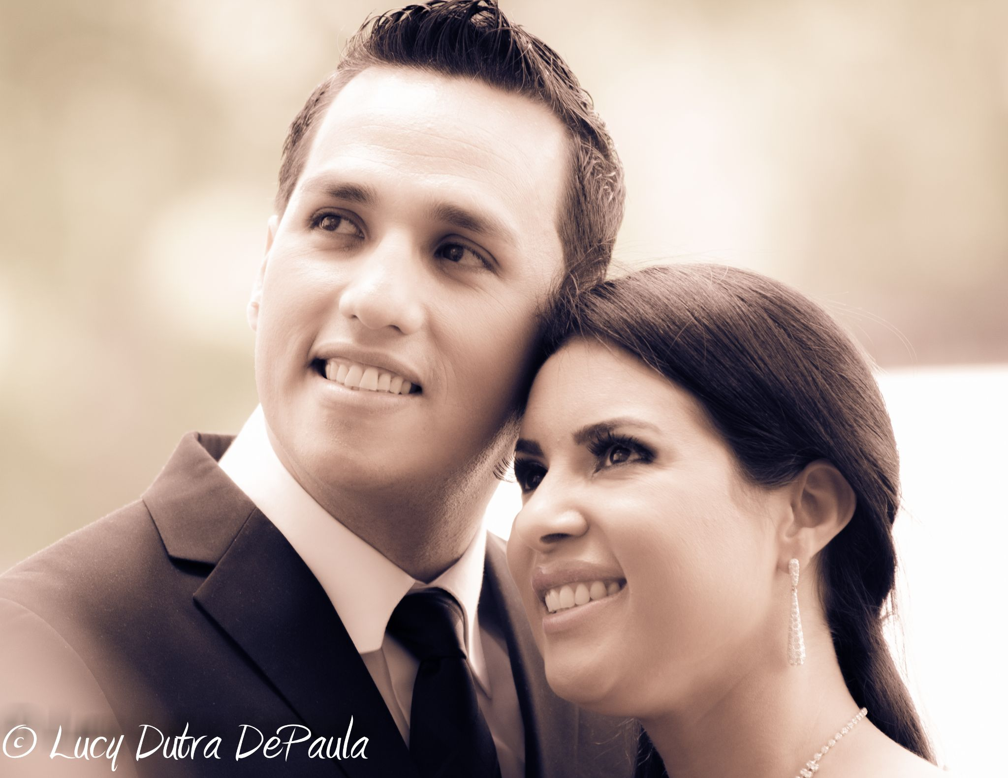 Wedding pic  by LUCY DEPAULA PHOTOGRAPHY