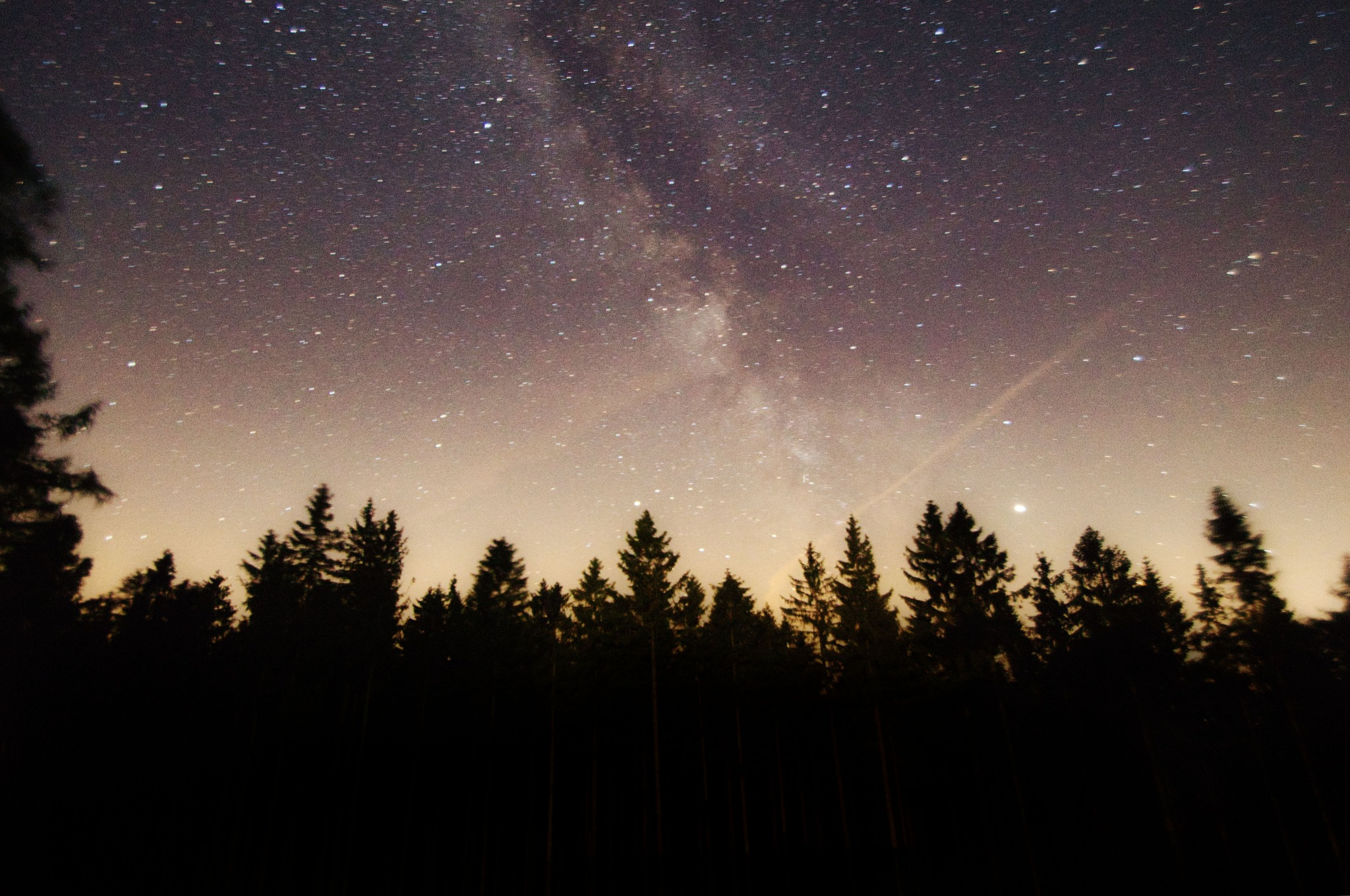 Milky Way?! by Maurice Funker