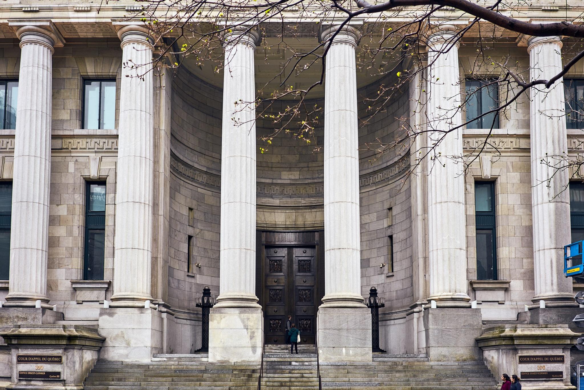 Columns by Brandon Nydell