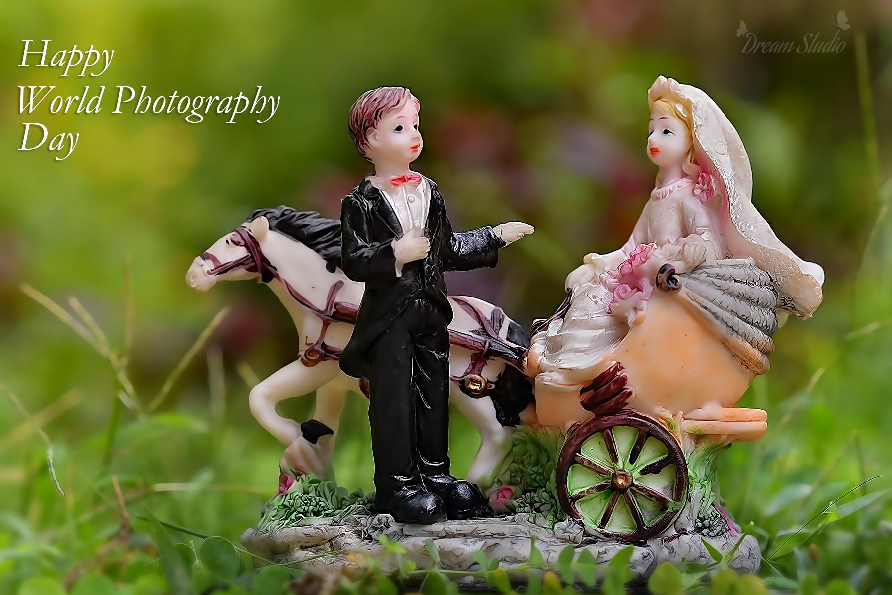 Happy World Photography Day by Dipjyoti Sarma