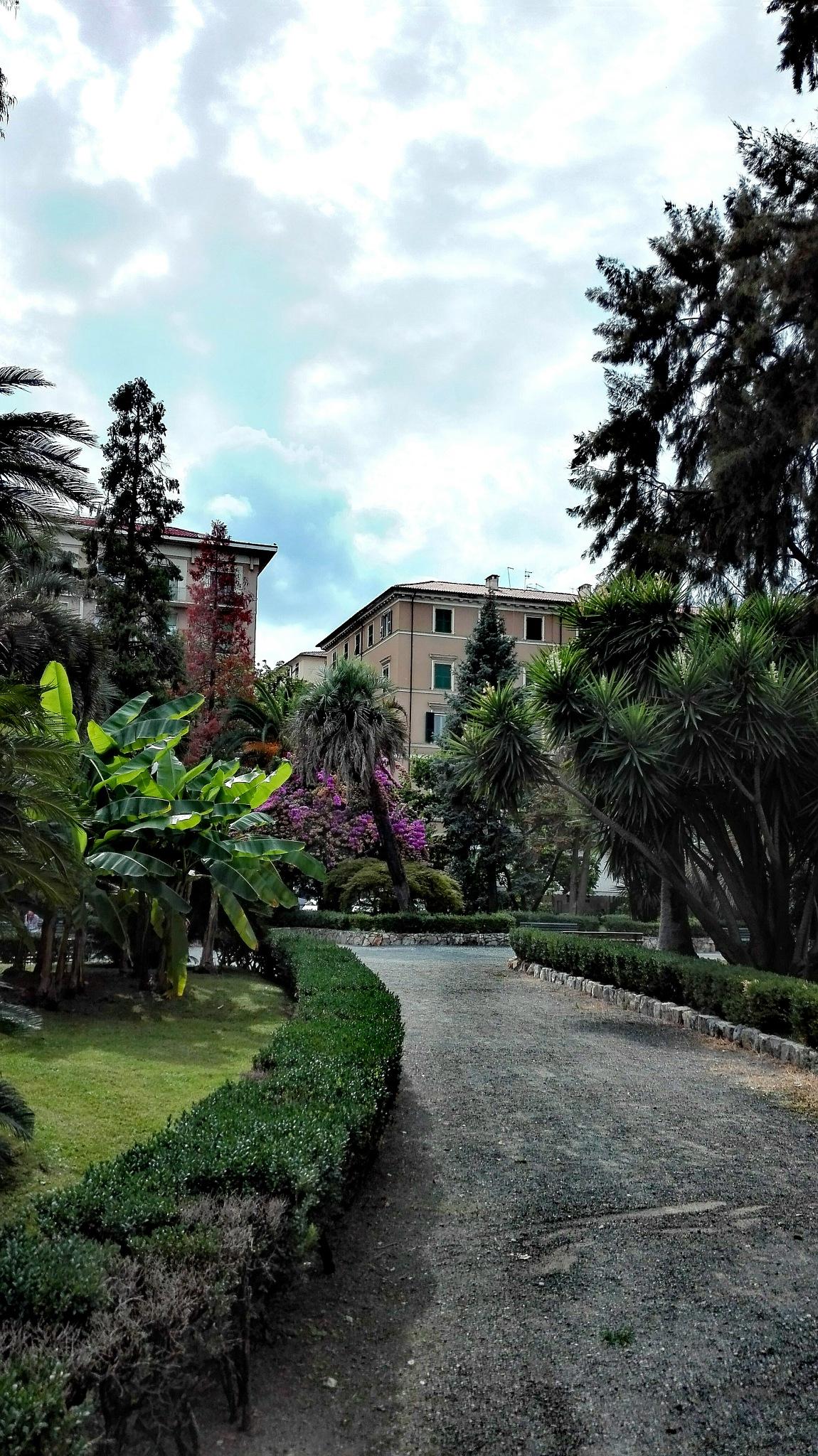 parco Salvador Allende by  Gaelle Le Meur
