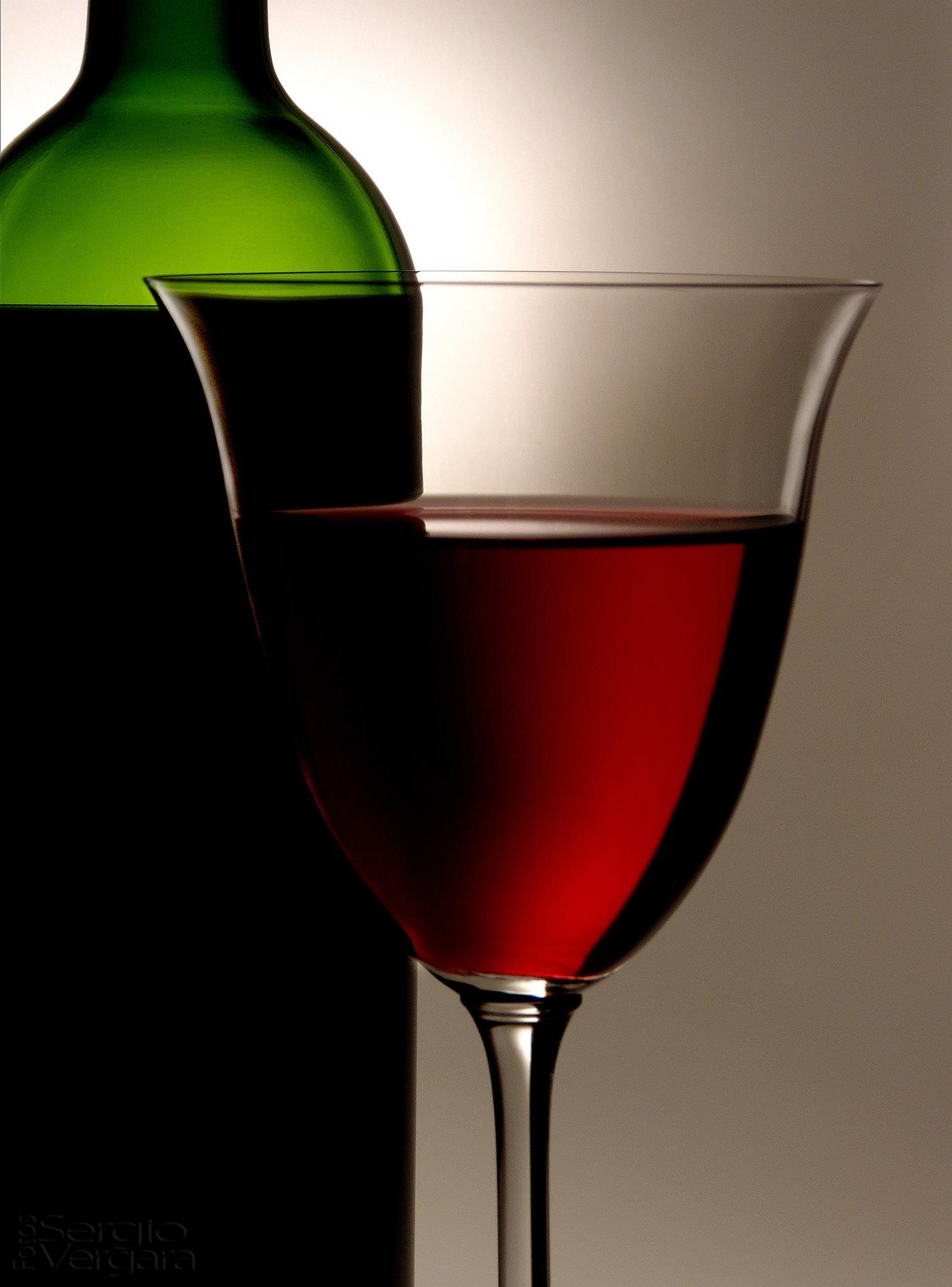 Wine by Sergio Vergara