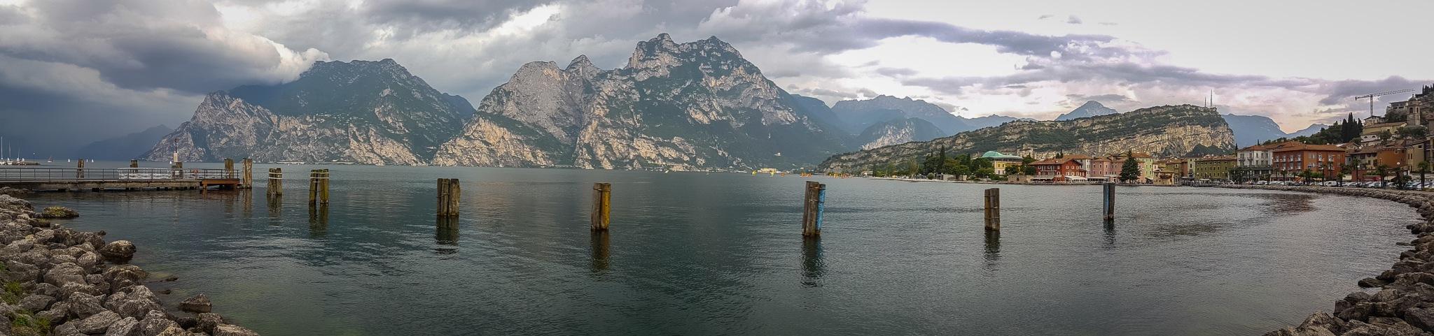 Panorama di Torbole by TommyR