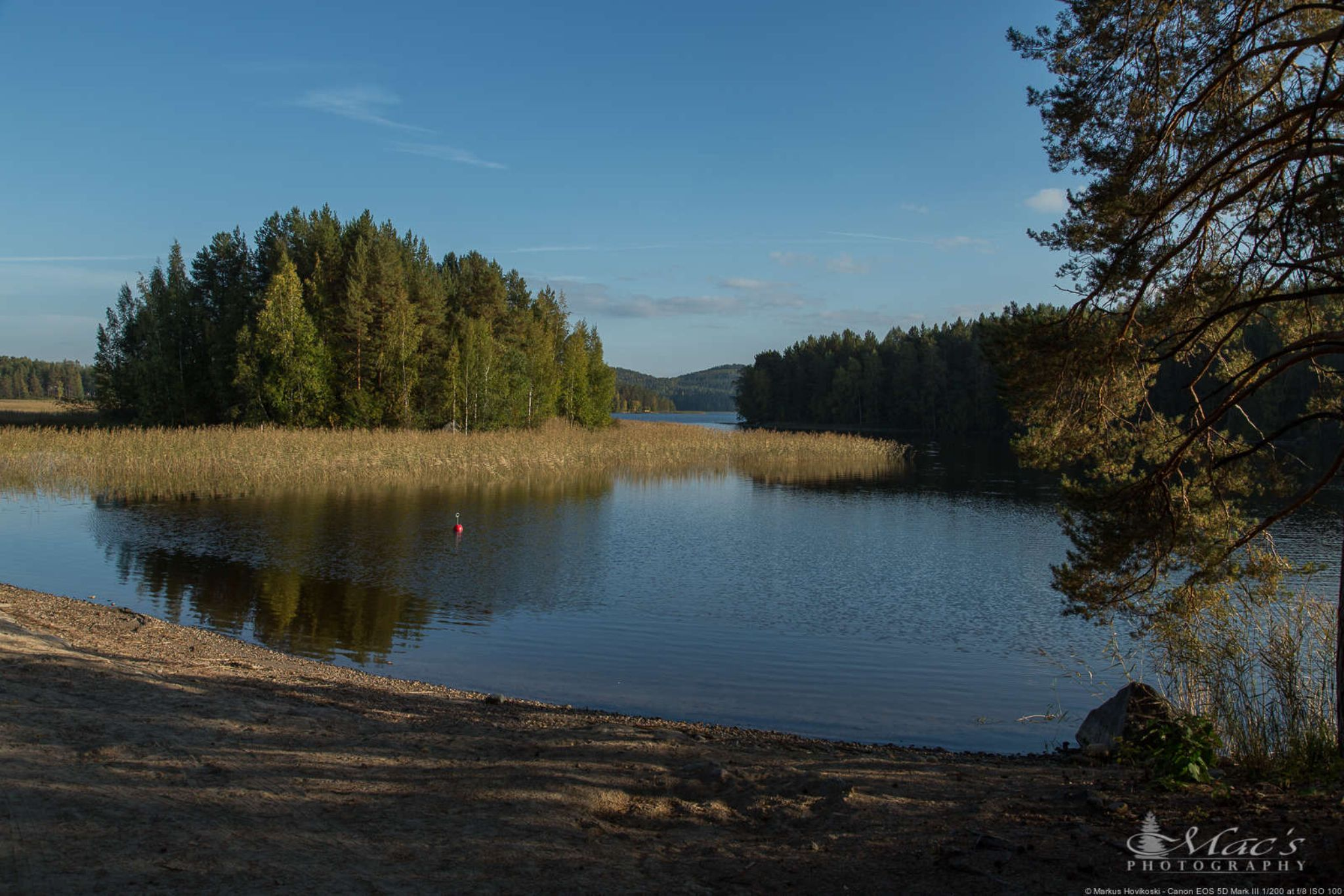 Finnish landscape by Mac's Photography