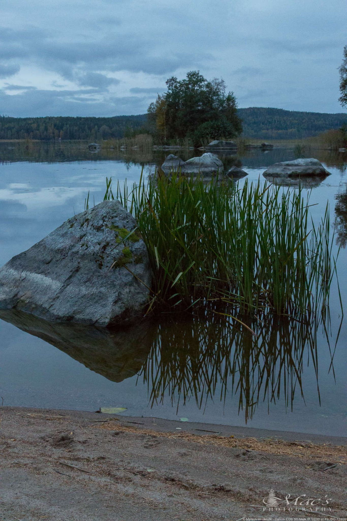 Waterscape by Mac's Photography