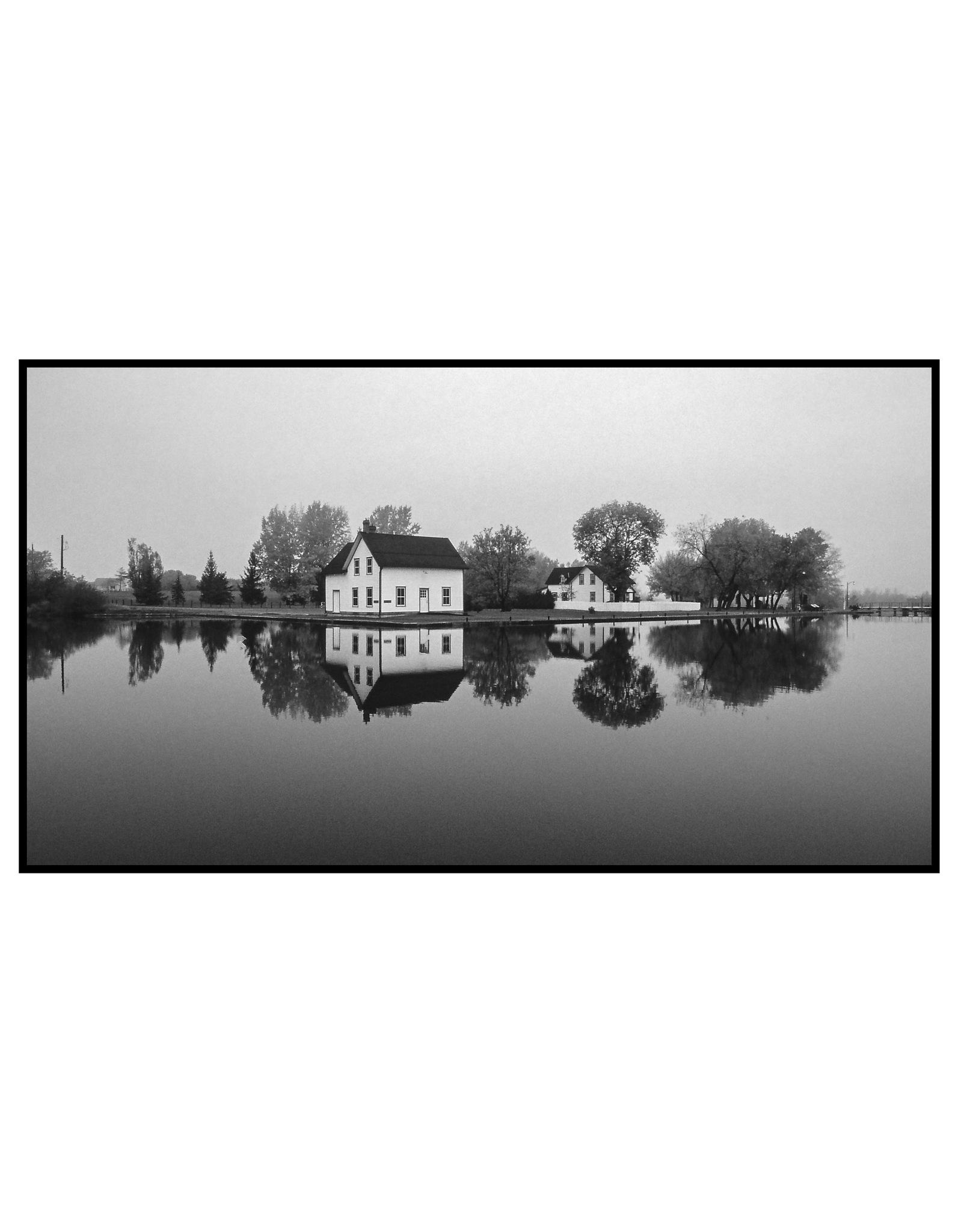 Quiet Reflection by Douglas Burch