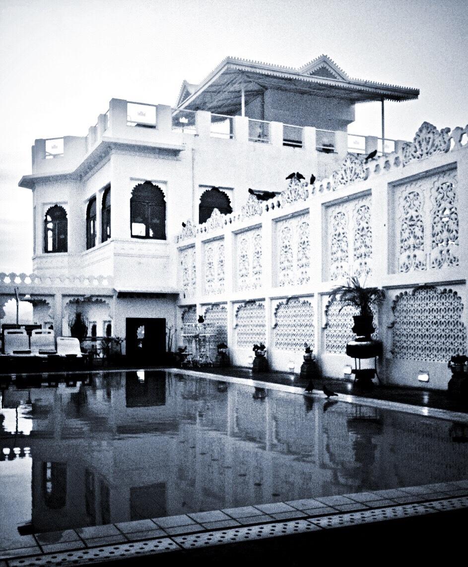 Hotel India  by Nurul Amin