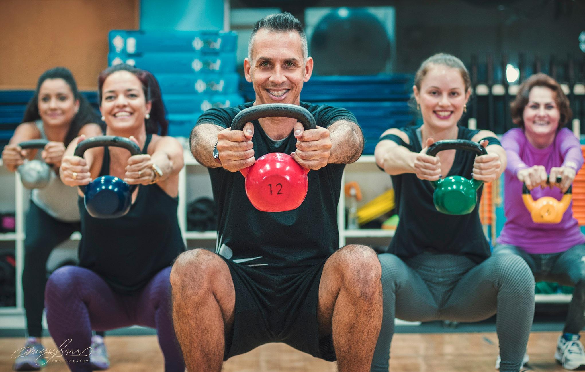 Gym Class by Daniel Frias