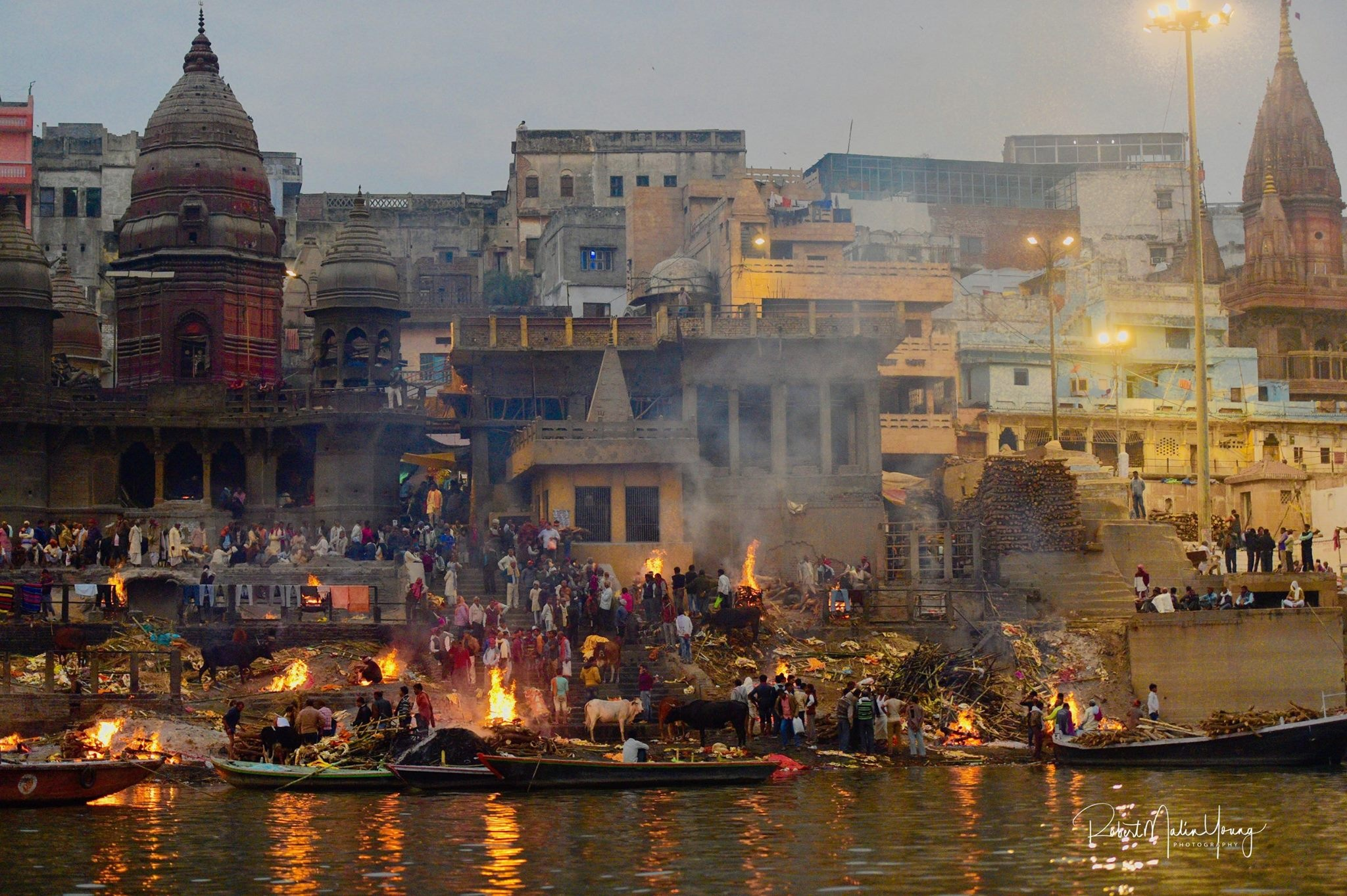 India 2018 by Robert Malin Young
