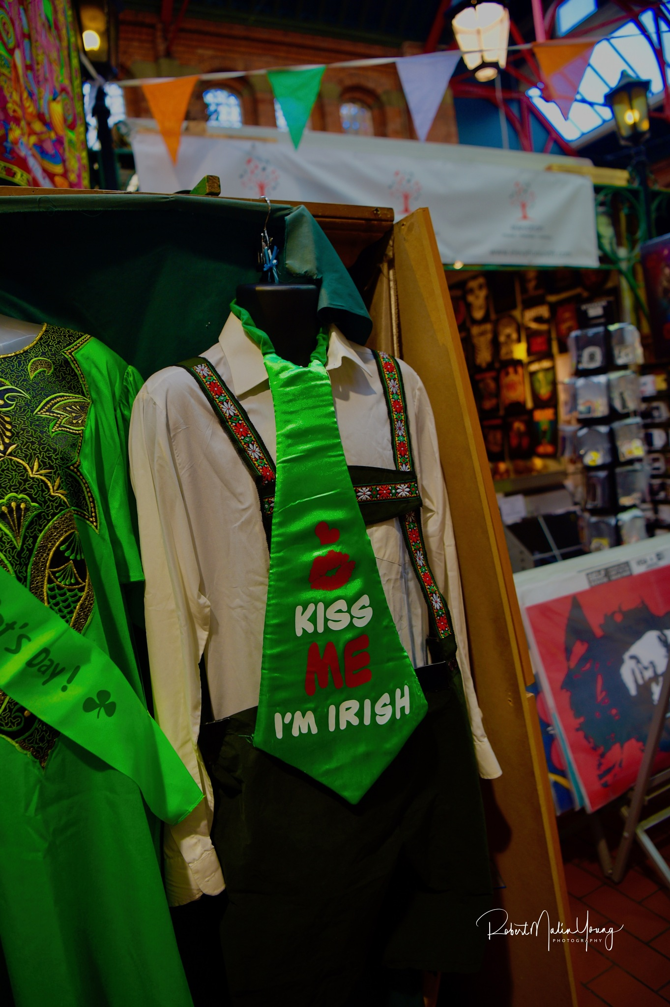 Dublin - St. Paddy's day - 2018 by Robert Malin Young