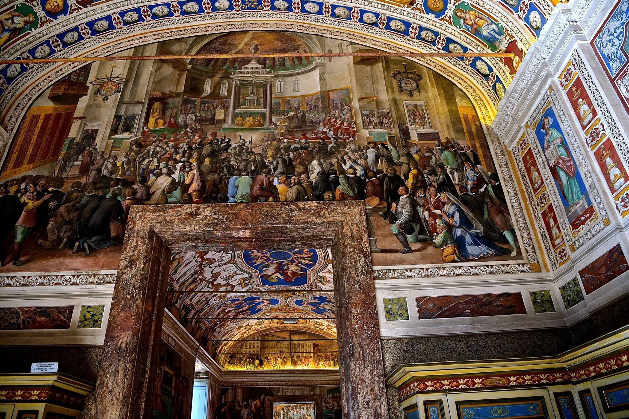 Vatican Museum 2018 by Robert Malin Young