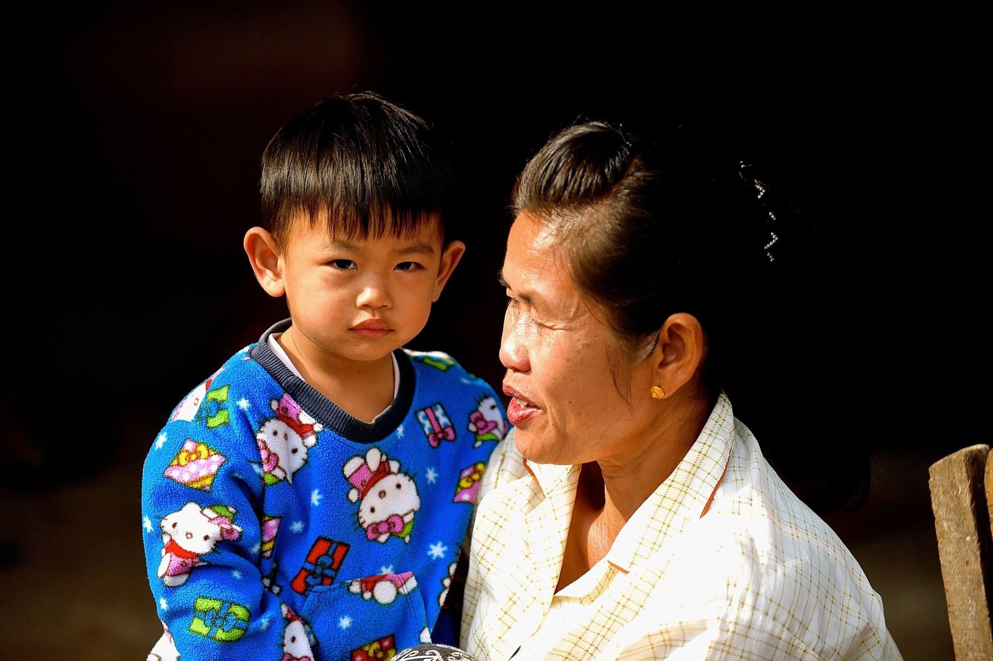 Laos 2017 by Robert Malin Young