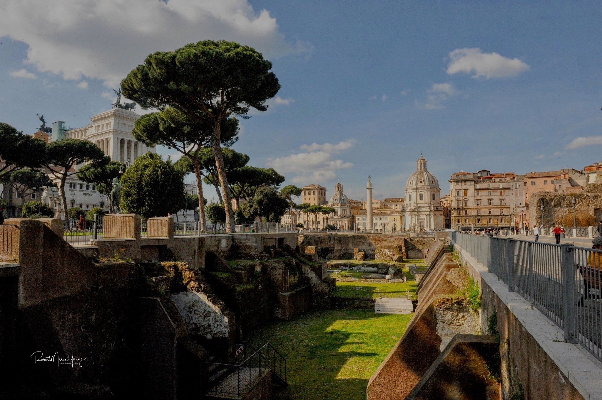 The Eternal City - Roma 2018 by Robert Malin Young