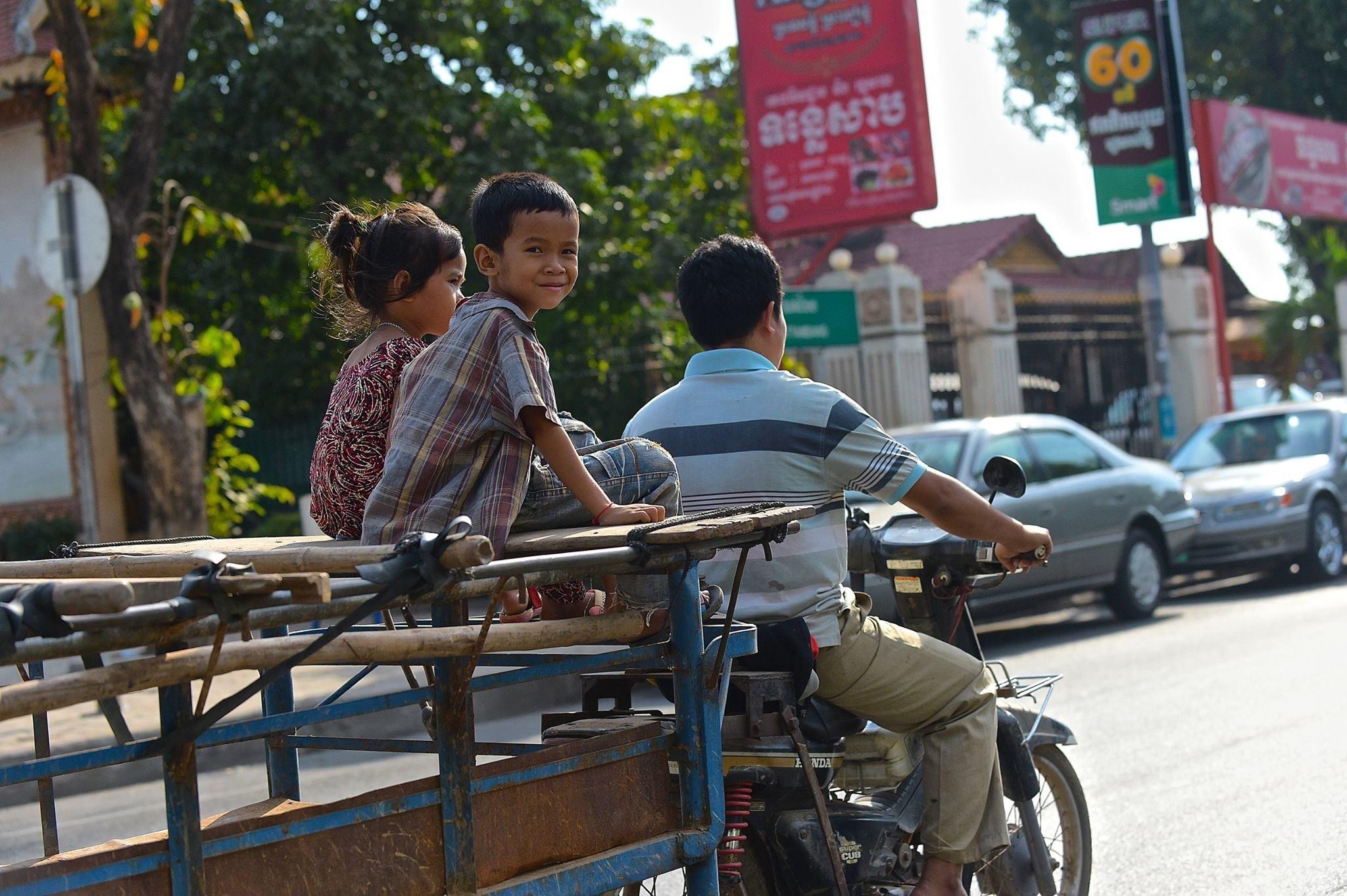 Cambodia 2018 by Robert Malin Young