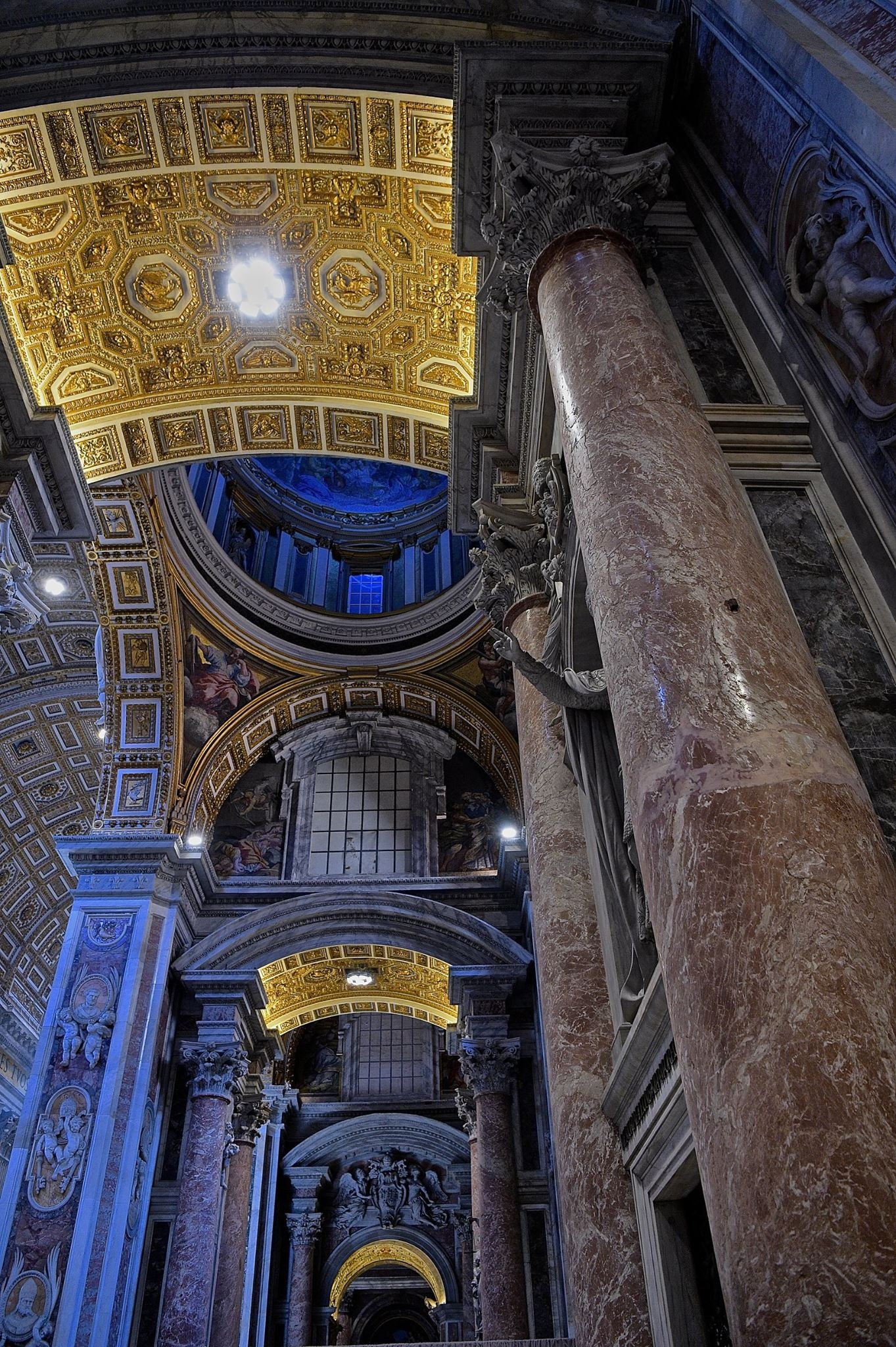 Saint Peters, Roma 2018 by Robert Malin Young
