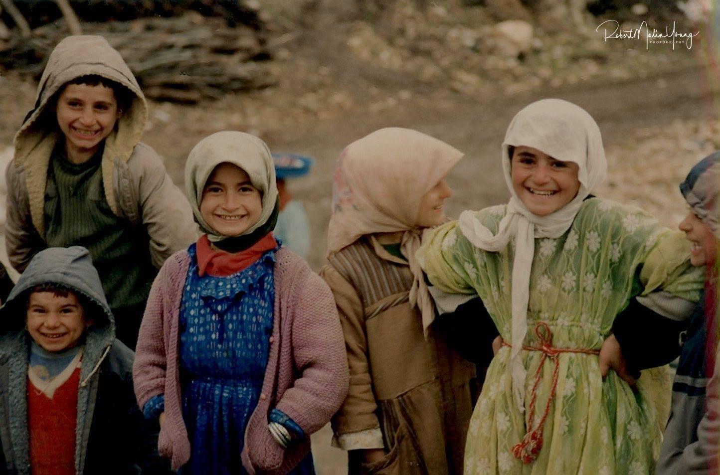 The Family of Man - Kurdistan, Iraq 1992  by Robert Malin Young