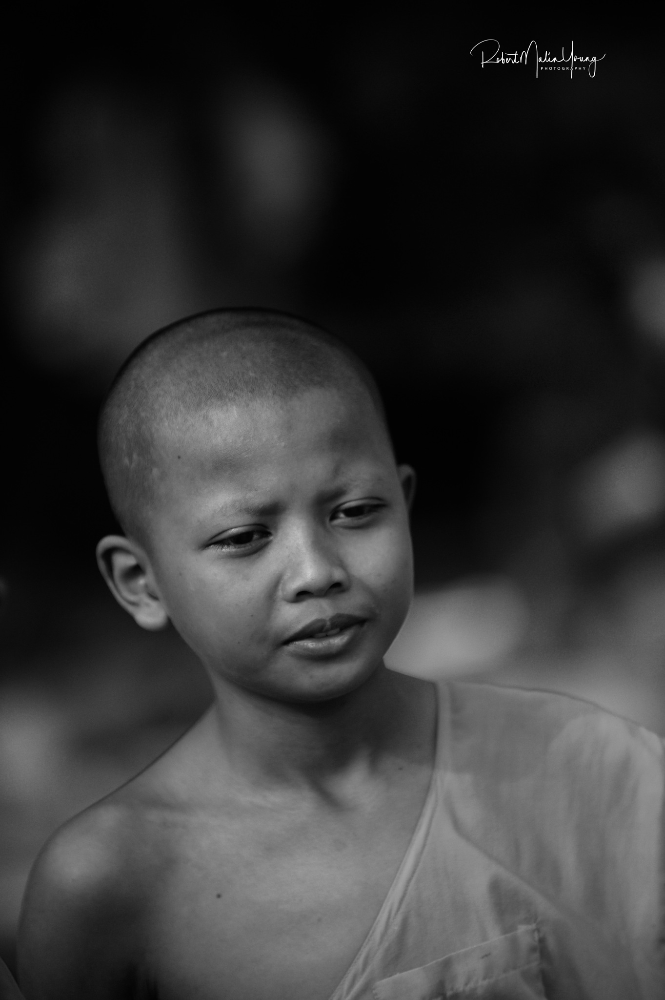 The soft and gentle kingdom of Laos - 2018 by Robert Malin Young