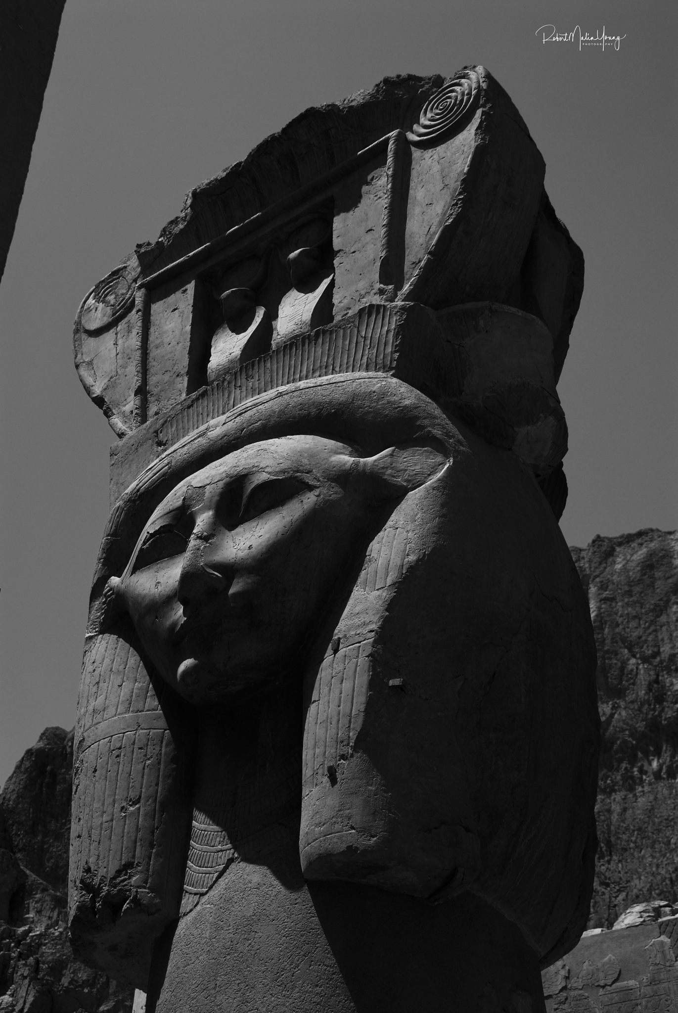 Egypt 2018 by Robert Malin Young