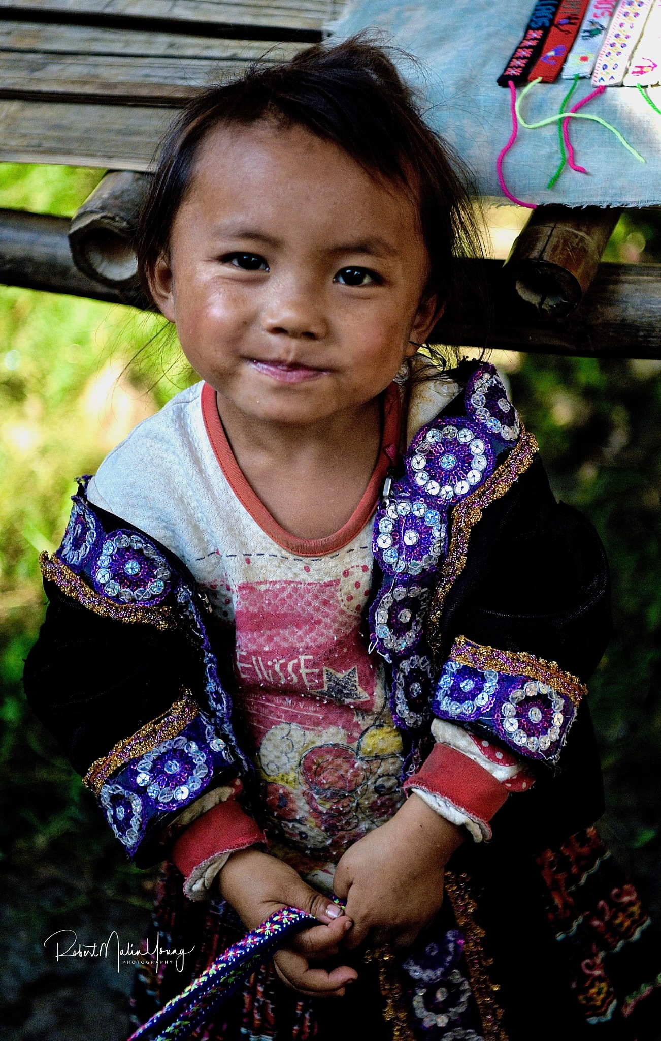 Laos 2018 by Robert Malin Young