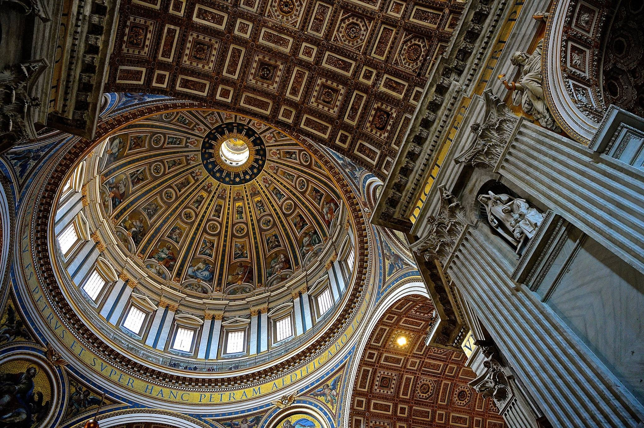 Vatican, St. Peters Rome 2018 by Robert Malin Young