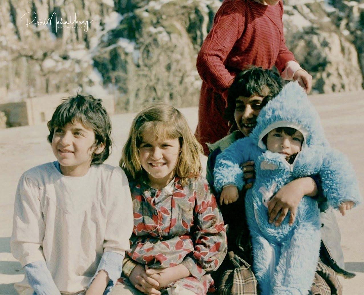 Kurdistan 1992 by Robert Malin Young