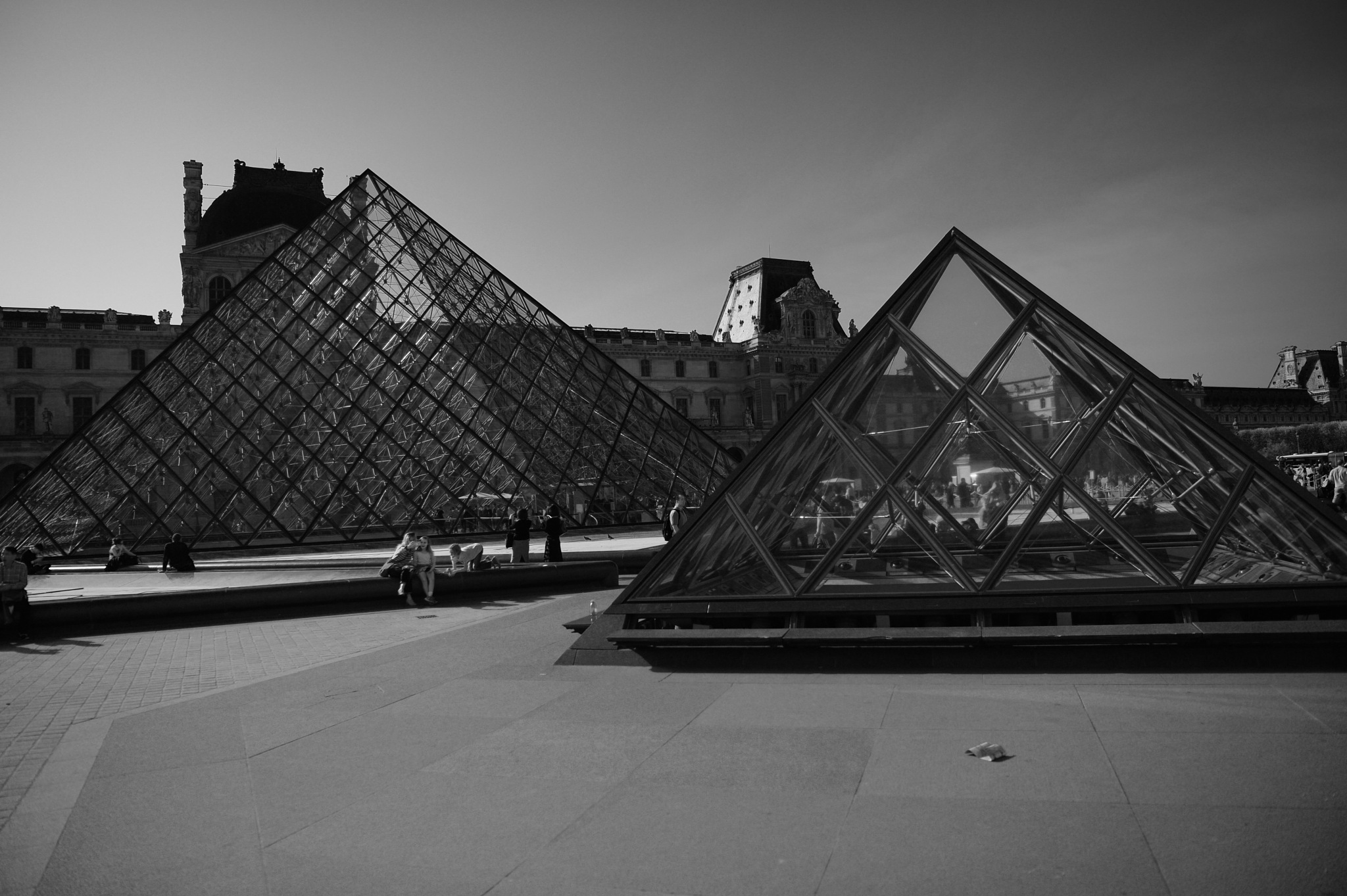 Paris, Tuilières 2018 by Robert Malin Young
