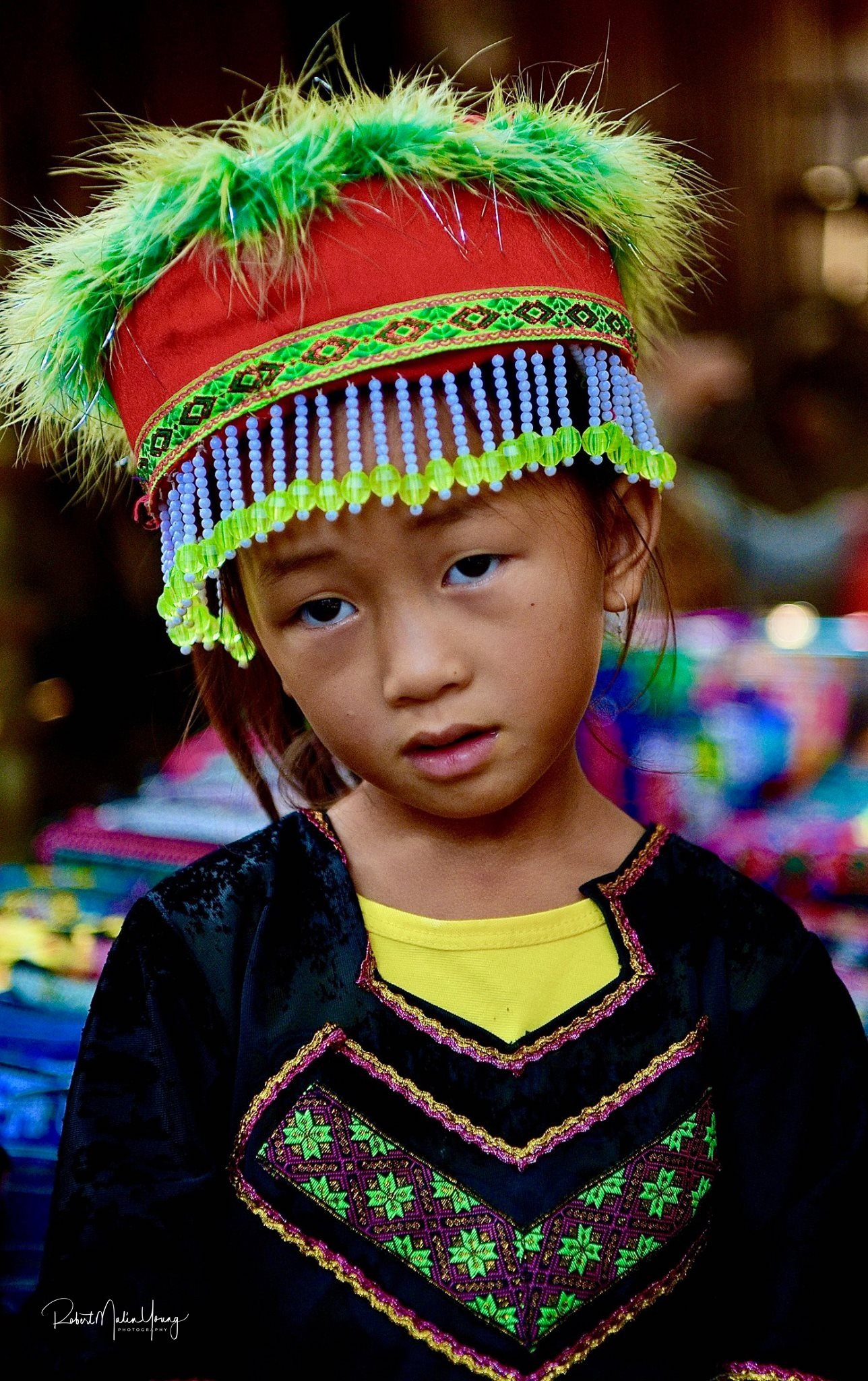 The Family of Man - Laos 2016 by Robert Malin Young