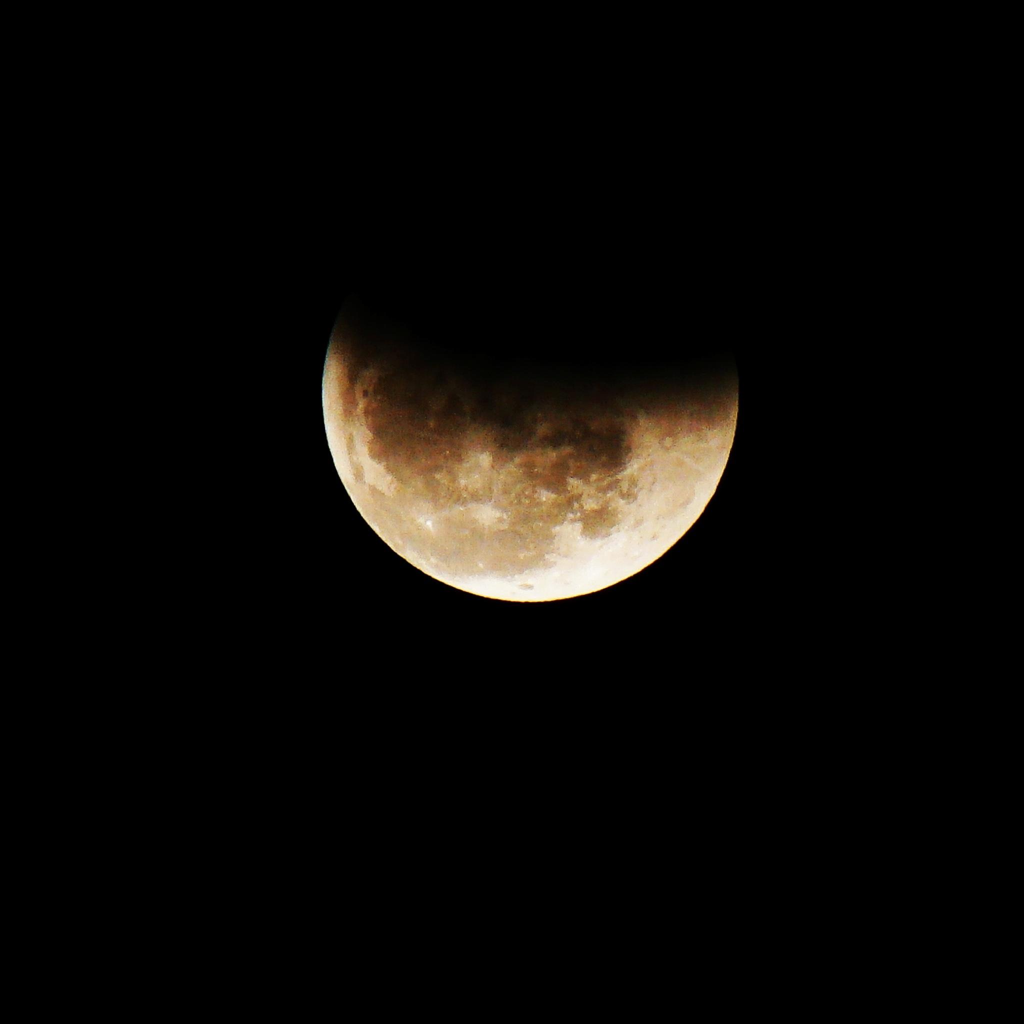 Eclipse lua de sangue by Diogo Rosas