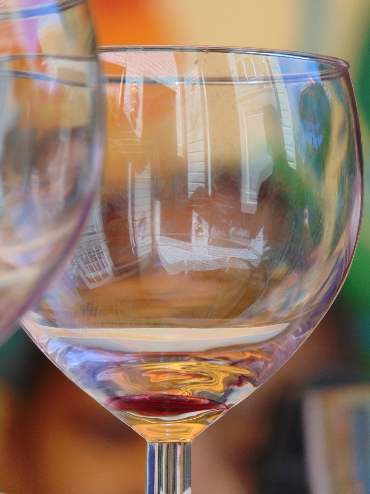 Wine glasses by Hilco Hoogendam